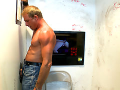 Troy takes a spin at the gloryhole